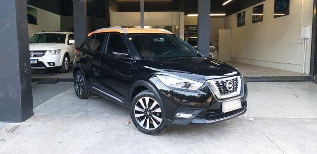 Nissan kicks 2018 SV Top de.linha - Foto 3