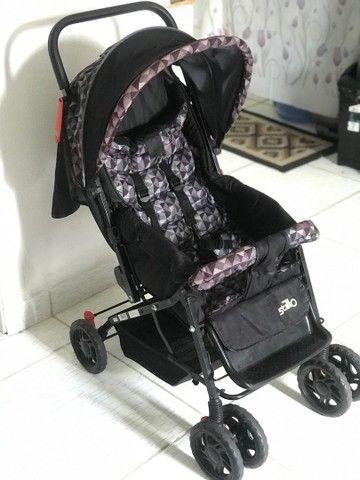 Carrinho de bebê Stillo Unissex - 0 a 15kg