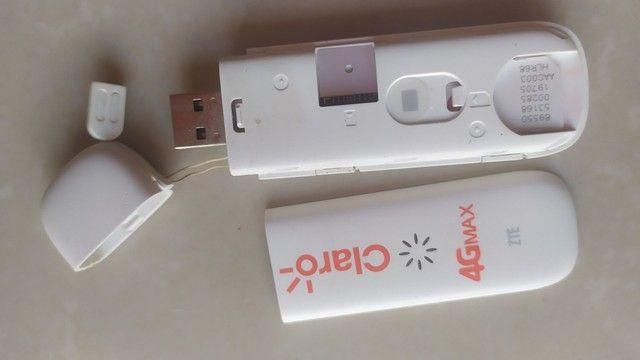 Modem 4G Max claro móvel entrada p antena rural  - Foto 3