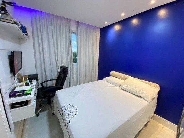 Apartamento para venda tem 134 metros quadrados com 3 quartos em Patamares - Salvador - BA - Foto 17