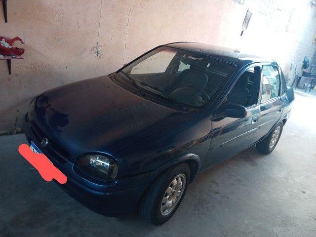 Vendo ou troco corsa sedan 1.6