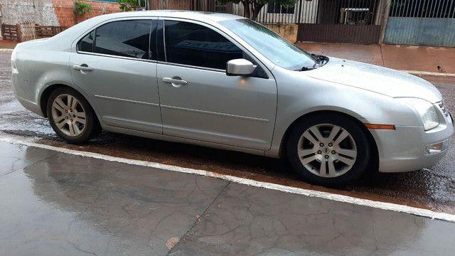 Vendo ou Troco Ford Fusion 2008