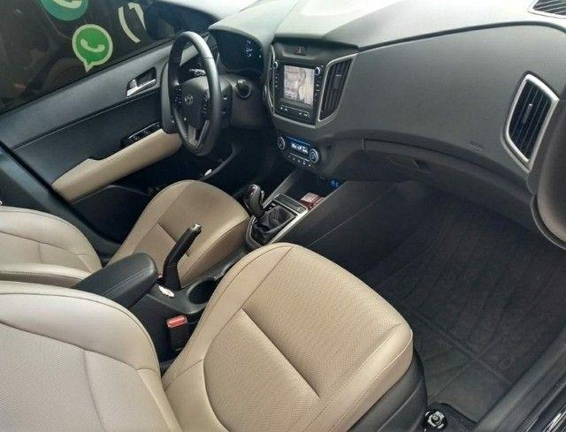 Hyundai Creta 1.6 16V FLEX LIMITED AUTOMÁTICO 2021 4P - Foto 9