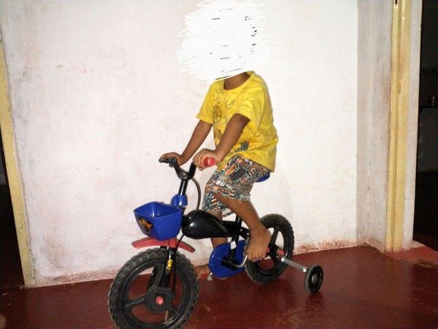 Bike infantil aro 12 - Foto 3