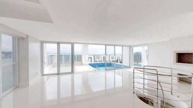 Cobertura Duplex frente mar à venda, 475 m² por R$ 21.445.000 - Centro - Balneário Cambori - Foto 7