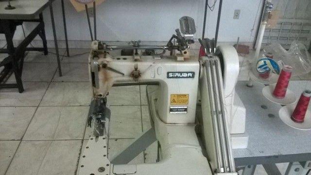 Máquina de braço Siruba