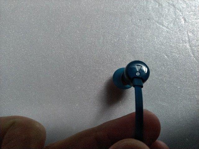 Fone de ouvido jbl novo azul - Foto 6
