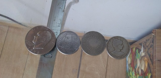 Vendo moedas antigas - Foto 6