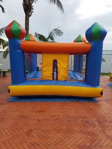 Castelo Pula pula inflavel pular