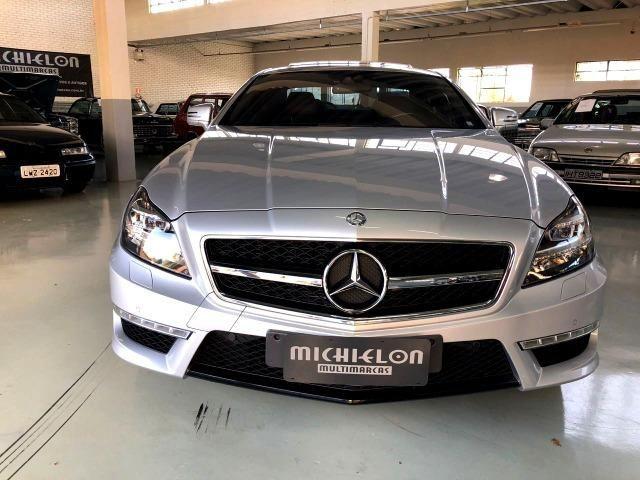 Mercedes-benz Cls-63 AMG