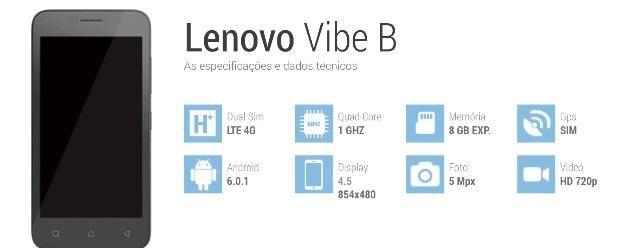 Lenovo Vibe B