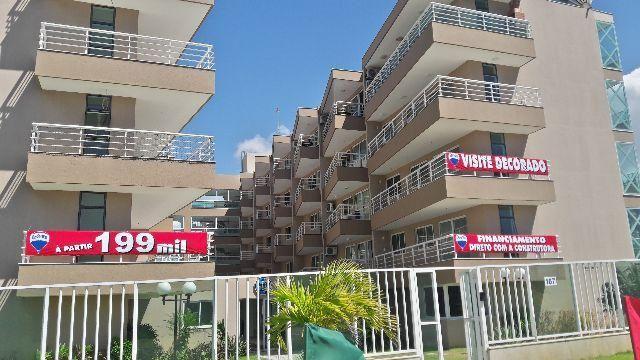 Apartamento na Praia do Cumbuco - Ótimo Investimento - Lazer Completo