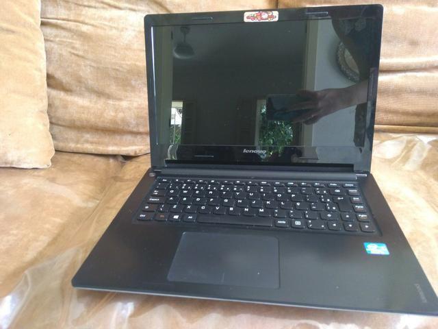 Notebook Lenovo Ideapad S400 para retirada de peças