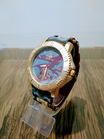 Relógio Invicta Militar (Novo)