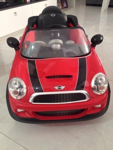 Carro Mini Cooper brinquedo