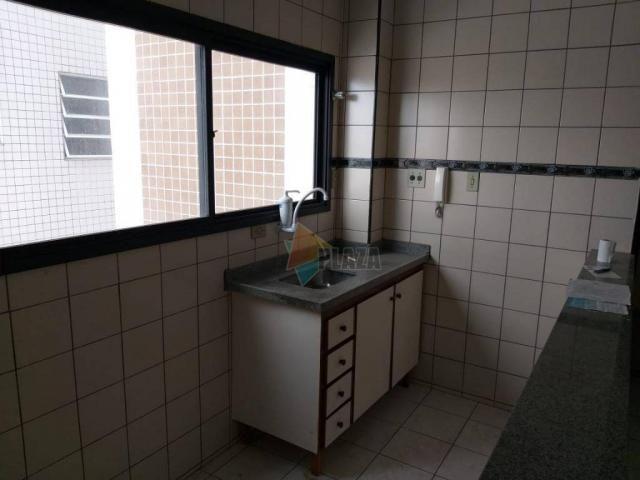 Apartamento com 1 dormitório para alugar, 40 m² por r$ 1.150/mês - boqueirão - praia grand - Foto 5