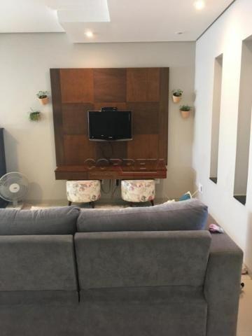Casa à venda com 3 dormitórios em Jardim nova yorque, Aracatuba cod:V63161 - Foto 4