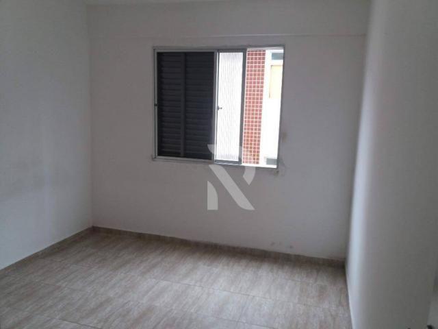 Apartamento com 1 dormitório para alugar, 46 m² por r$ 1.150/mês - tupi - praia grande/sp - Foto 4