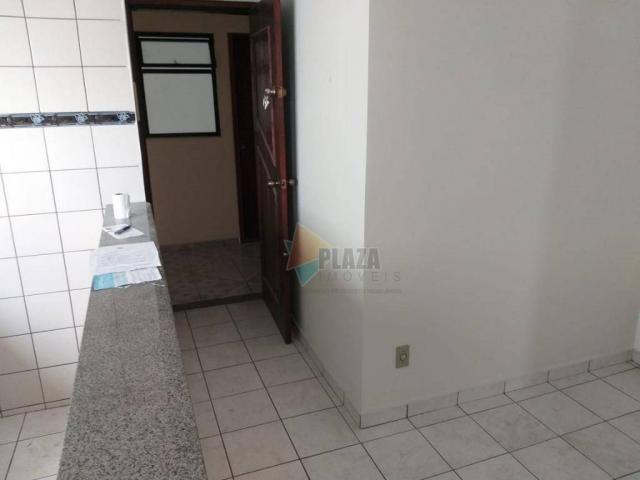 Apartamento com 1 dormitório para alugar, 40 m² por r$ 1.150/mês - boqueirão - praia grand - Foto 3