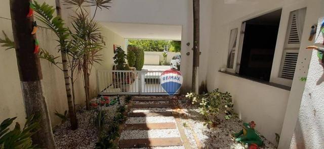 Casa com 5 dormitórios à venda, 259 m² por r$ 1.000.000 - de lourdes - fortaleza/ce - Foto 8