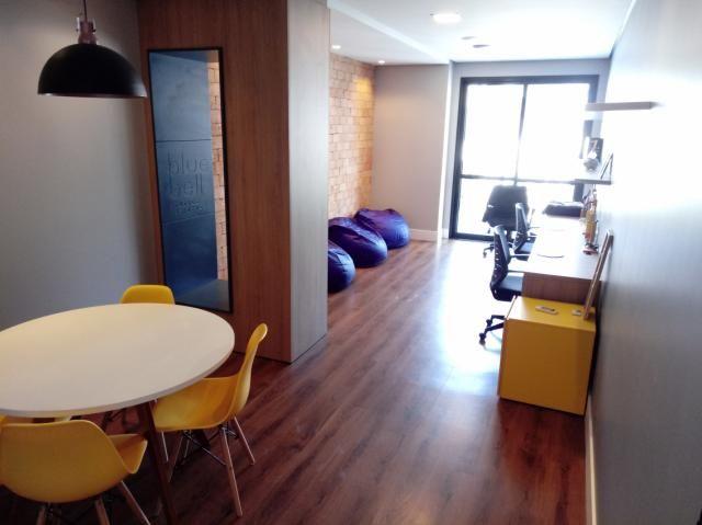 Apartamento para alugar com 1 dormitórios em Bom abrigo, Florianópolis cod:75435 - Foto 16