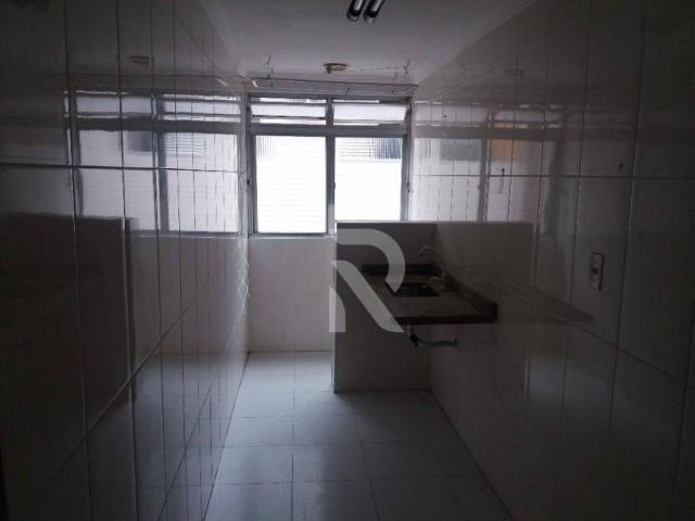 Apartamento com 1 dormitório para alugar, 46 m² por r$ 1.150/mês - tupi - praia grande/sp - Foto 6