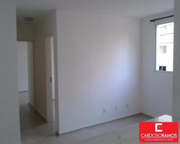 Apartamento para alugar com 2 dormitórios em Caji, Lauro de freitas cod:AP07965 - Foto 2