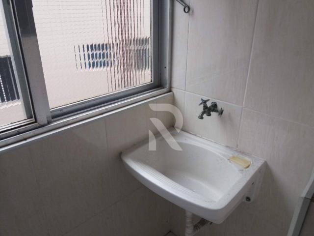 Apartamento com 1 dormitório para alugar, 46 m² por r$ 1.150/mês - tupi - praia grande/sp - Foto 8