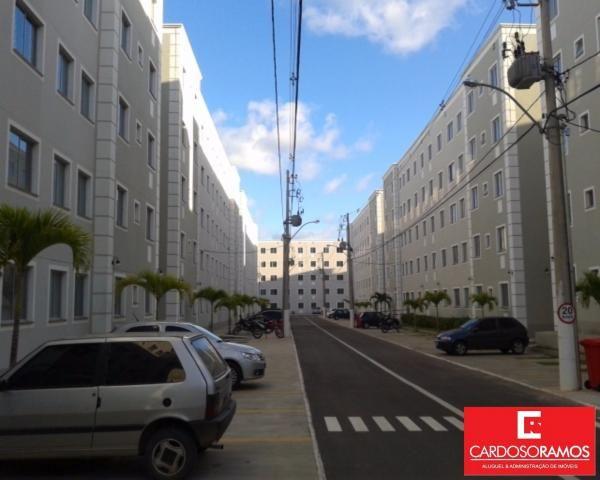 Apartamento para alugar com 2 dormitórios em Caji, Lauro de freitas cod:AP07965 - Foto 7