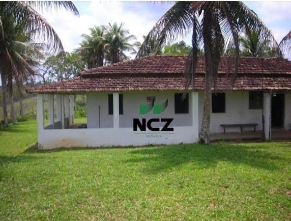 Fazenda à venda, 10960000 m² por r$ 5.000.000,00 - villas de são josé - itacaré/ba - Foto 3
