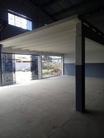 Galpão para alugar, 313 m² por r$ 3.500,00/mês - itajuba - barra velha/sc - Foto 13