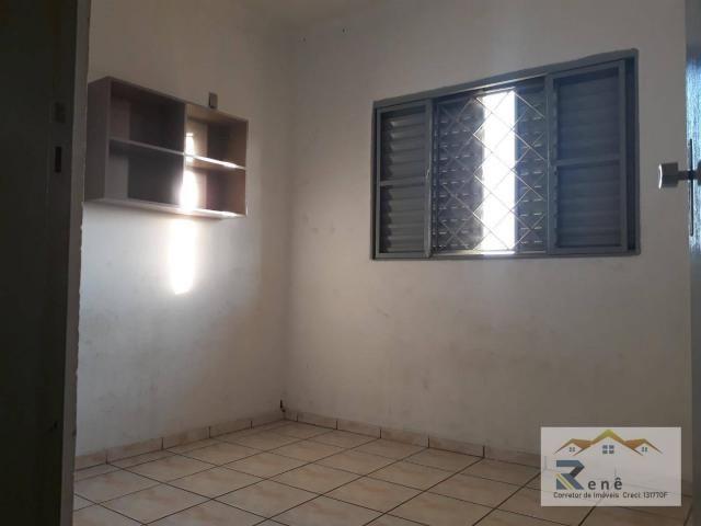 Linda casa com 03 quartos em hortolandia, 140 metros, bairro são bento - Foto 17