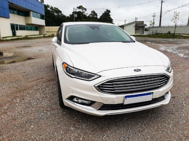 Ford Fusion Titanium - Foto 9