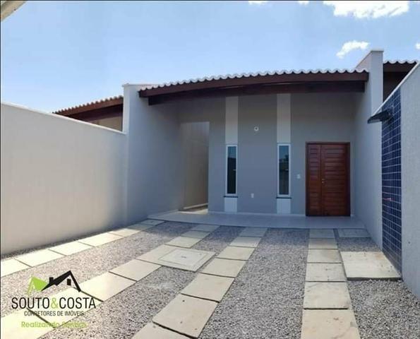 Casa com 3 Qts(suite) Documentação GRÁTIS !!! Tele * - Foto 6