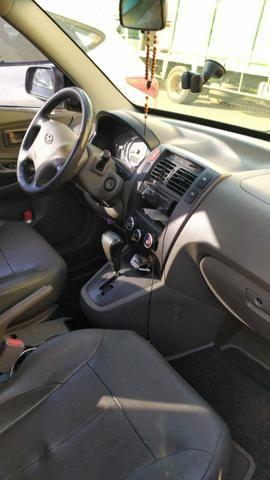 Tucson completa altomatica GL ano 2008 aceito troca troco por Fiat Linea - Foto 8