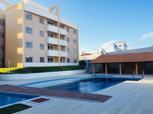 Apartamento Pronto em Nova Parnamirim - 2/4 Suíte - 63m² - Recanto dos Pássaros - Foto 14