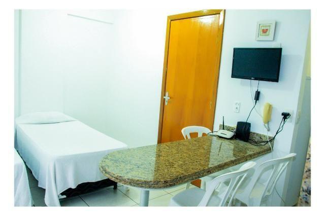 Flats e Apartamentos mobiliado por temporada em Goiânia - Foto 7