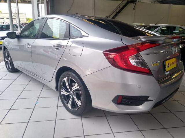 HONDA CIVIC 1.5 16V TURBO GASOLINA TOURING 4P CVT - Foto 2