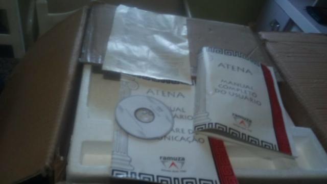 Balança Etiquetadora Atena Ramuza (usada)
