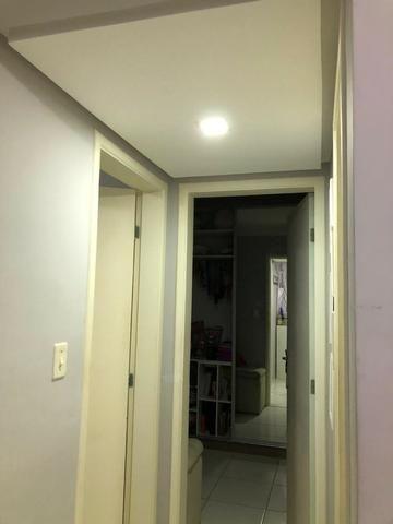 Belo apartamento Cond** total infraestrutura próximo a Estação do Aeroporto - Foto 10