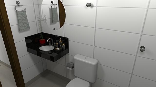 Apartamento à venda com 2 dormitórios em Jardim candelaria, Divinopolis cod:11443 - Foto 11