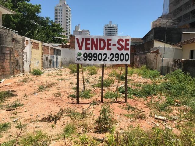 Terreno 360m2 - viabilidade 14 andares - Rua Eugênio Portela - Barreiros - São José - Foto 6