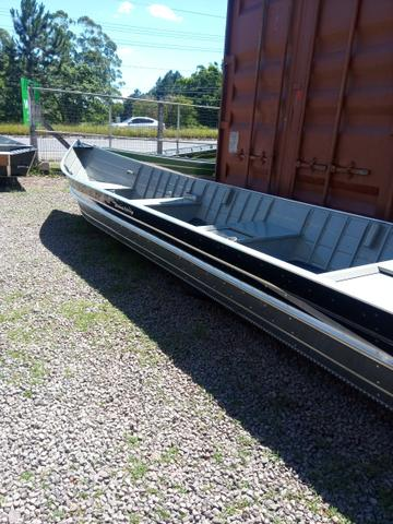 Barco profissional de alumínio - Foto 4