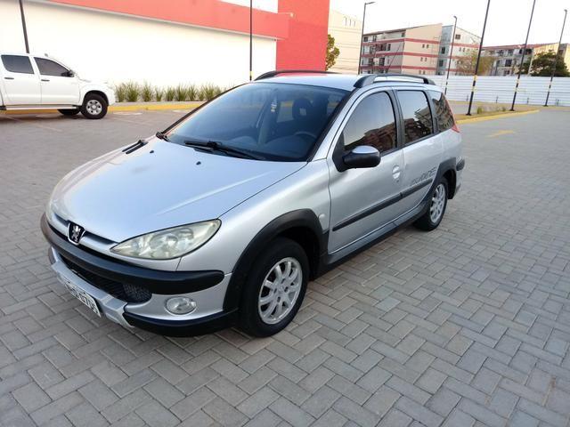 Peugeot escapade 2007 1.6 completo top!!!! carro extra - Foto 12