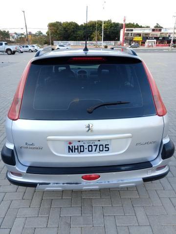 Peugeot escapade 2007 1.6 completo top!!!! carro extra - Foto 11