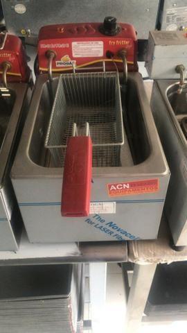 Fritadeira eletrica 1 cuba progas - João