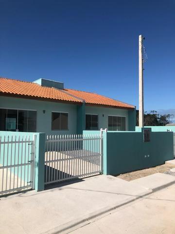 Super oferta de casas novas na praia de Matinhos/PR