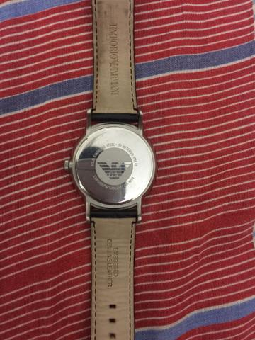 3980bf99a7f Relógio de pulso Emporio Armani AR 8015 - Bijouterias