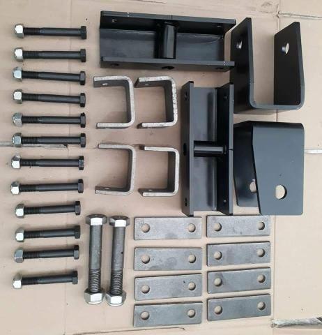 Quality reboques é o maior fornecedor de peças de reposição - Foto 3