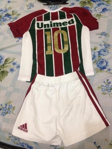 bb13abbe39 Uniforme Fluminense - Artigos infantis - Mondubim